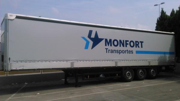 Semilonas para camión