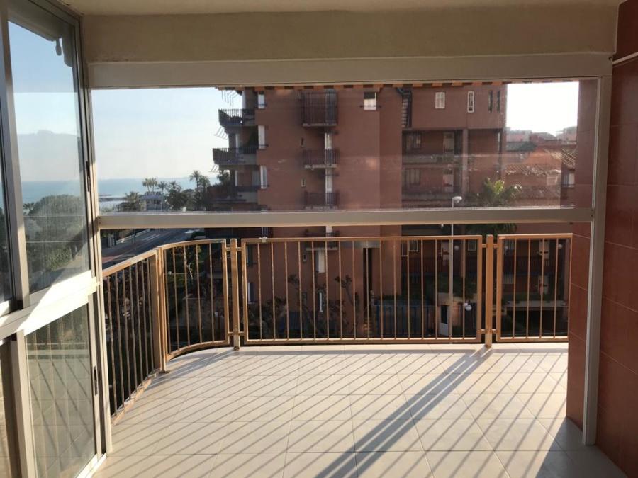 Toldo cerramiento para terraza en Benicasim